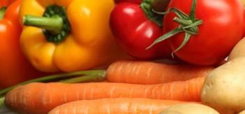 Verduras productos